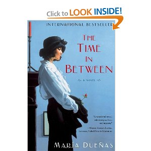 """The Time In Between"" by María Dueñas"