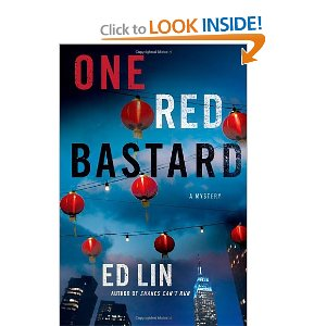 """""""One Red Bastard"""" by Ed Lin"""
