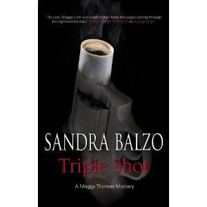 """Triple Shot"" by Sandra Balzo"