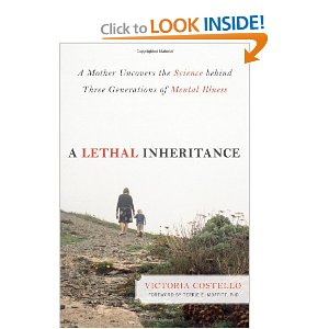 """A Lethal Inheritance"" by Victoria Costello"