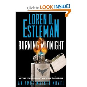 """Burning Midnight"" by Loren D. Estleman"
