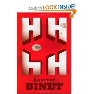 """HHhH"" by Laurent Binet"