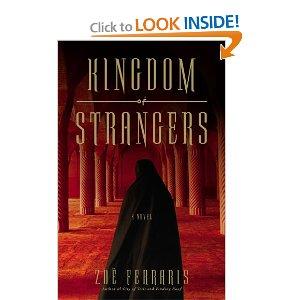 """""""Kingdom of Strangers: A Novel"""" by Zoe Ferraris"""