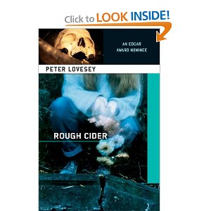 """Rough Cider"" by Peter Lovesey"
