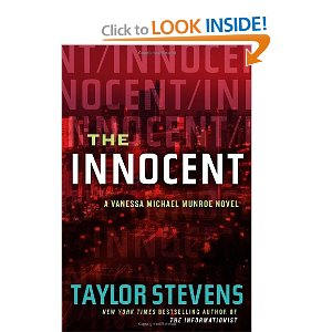 """The Innocent"" by Taylor Stevens"