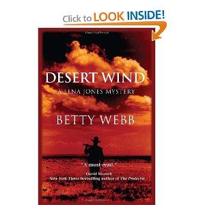 """""""Desert Wind"""" by Betty Webb"""