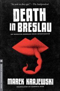 """Death in Breslaw"" b Marek Krajewski"