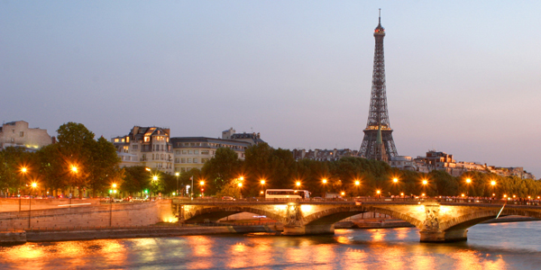 Paris skyline, courtesy of Google.com