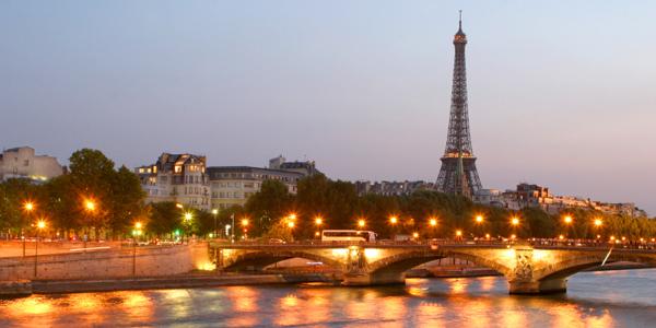 Paris skyline, courtesy of Google.com