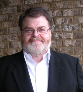 Author Ken Vanderpool