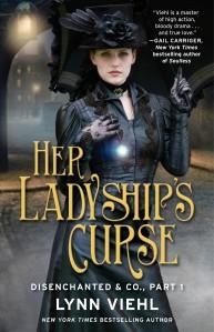 """""""Her Ladyship's Curse"""" by Lynn VIehl"""