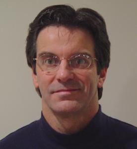 Forensic Investigator Steve Rush