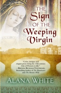 """""""Sign Of The Weeping Virgin"""" by Alana White"""