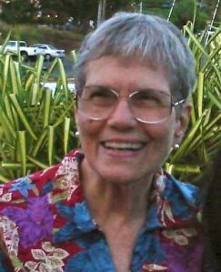Author Helen Haught Fanick