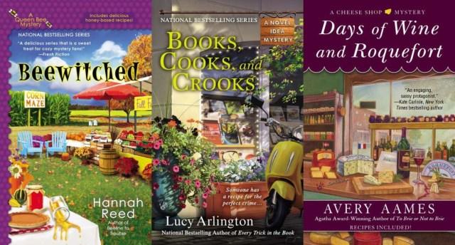 Killer Nashville Featured Books